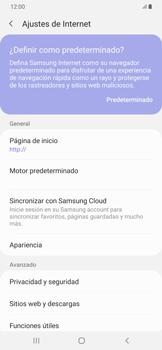 Limpieza de explorador - Samsung Galaxy A50 - Passo 8