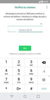 Configuración de Whatsapp - LG G6 - Passo 8