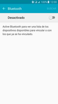 Conecta con otro dispositivo Bluetooth - Samsung Galaxy J7 - J700 - Passo 5