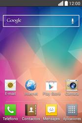 Configura el Internet - LG L40 - Passo 1