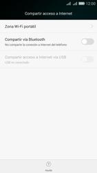 Configura el hotspot móvil - Huawei G Play Mini - Passo 5