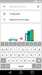 Uso de la navegación GPS - LG G5 - Passo 13
