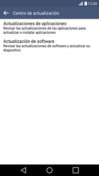 Actualiza el software del equipo - LG G4 - Passo 8