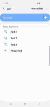 Configura el WiFi - Samsung S10+ - Passo 7