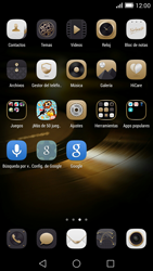 ¿Tu equipo puede copiar contactos a la SIM card? - Huawei Ascend Mate 7 - Passo 3