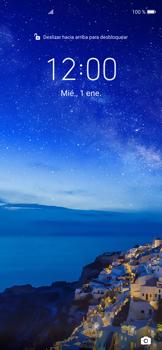 Configura el Internet - Huawei P40 - Passo 23