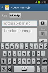 Envía fotos, videos y audio por mensaje de texto - Samsung Galaxy Fame Lite - S6790 - Passo 8