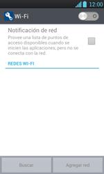Configura el WiFi - LG Optimus L7 - Passo 5