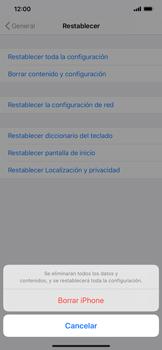 Desactivar la función antirrobo - Apple iPhone 11 - Passo 10