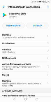 Limpieza de aplicación - Huawei Mate 10 Lite - Passo 4