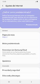 Limpieza de explorador - Samsung Galaxy A10 - Passo 8