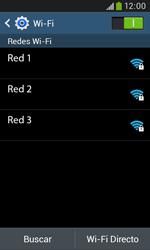 Configura el WiFi - Samsung Galaxy Trend Plus S7580 - Passo 6