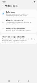 Modo de ahorro de batería - Samsung Galaxy S10 Lite - Passo 6
