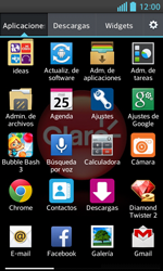 Conecta con otro dispositivo Bluetooth - LG Optimus L5 II - Passo 3