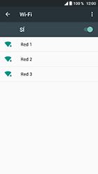 Configura el WiFi - ZTE Blade A510 - Passo 5