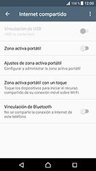 Configura el hotspot móvil - Sony Xperia XZ Premium - Passo 5