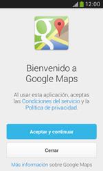 Uso de la navegación GPS - Samsung Galaxy Trend Plus S7580 - Passo 4
