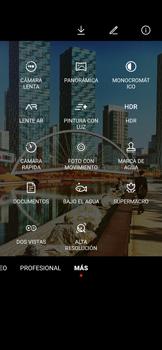Cómo grabar video con dos vistas - Huawei P40 - Passo 5