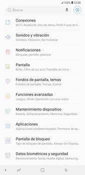 Desinstalar aplicaciones - Samsung A7 2018 - Passo 3