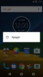 Configura el Internet - Motorola Moto G5 - Passo 20