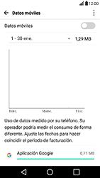 Desactiva tu conexión de datos - LG X Power - Passo 5
