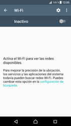 Configura el WiFi - Sony Xperia XZ Premium - Passo 5