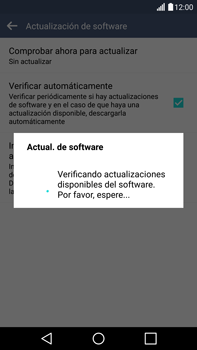 Actualiza el software del equipo - LG G4 - Passo 11