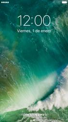 Pantalla de bloqueo - Apple iPhone 7 - Passo 2