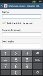 Configura tu correo electrónico - Samsung Galaxy Zoom S4 - C105 - Passo 15