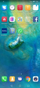 Usar WhatsApp - Huawei Mate 20 Pro - Passo 2