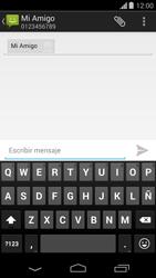 Envía fotos, videos y audio por mensaje de texto - Motorola Moto G - Passo 6