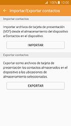 ¿Tu equipo puede copiar contactos a la SIM card? - Samsung Galaxy J3 - J320 - Passo 12
