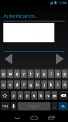 Crea una cuenta - Motorola RAZR D3 XT919 - Passo 18
