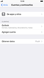 Configura tu correo electrónico - Apple iPhone 8 - Passo 11