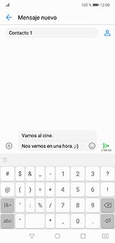 Envía fotos, videos y audio por mensaje de texto - Huawei P20 Lite - Passo 11