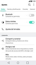 Configura el hotspot móvil - LG X Cam - Passo 3