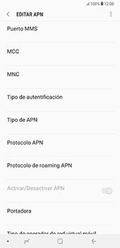 Configura el Internet - Samsung A7 2018 - Passo 12