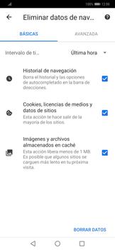 Limpieza de explorador - Huawei Mate 20 Pro - Passo 10