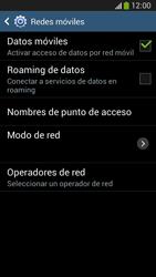 Configura el Internet - Samsung Galaxy Zoom S4 - C105 - Passo 7