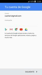 Crea una cuenta - Samsung Galaxy J5 - J500F - Passo 15