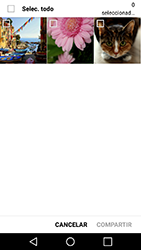 Transferir fotos vía Bluetooth - LG X Power - Passo 6