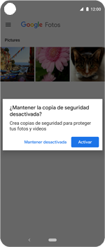 Transferir fotos vía Bluetooth - Motorola One Vision (Single SIM) - Passo 5