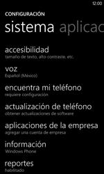 Actualiza el software del equipo - Nokia Lumia 820 - Passo 5