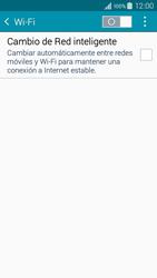 Configura el WiFi - Samsung Galaxy A3 - A300M - Passo 5