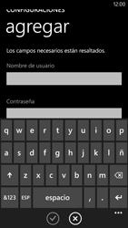Configura el Internet - Nokia Lumia 1320 - Passo 11