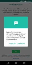 Configuración de Whatsapp - Huawei Y5 2018 - Passo 10