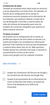 Crea una cuenta - Samsung S10+ - Passo 14