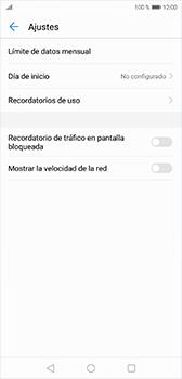 Desactivación límite de datos móviles - Huawei P20 - Passo 6