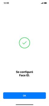 Cómo configurar el Face ID - Apple iPhone XS - Passo 9