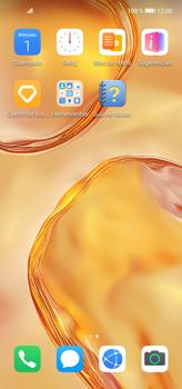 Tomar una captura de pantalla - Huawei P40 Lite - Passo 2